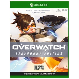 Cover of Overwatch Legendary Edition for Xbox One
