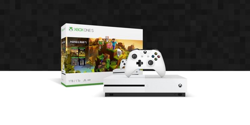 xbox one s 1tb console minecraft creators bundle