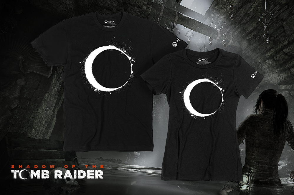 Shadow of the Tomb Raider t-shirts
