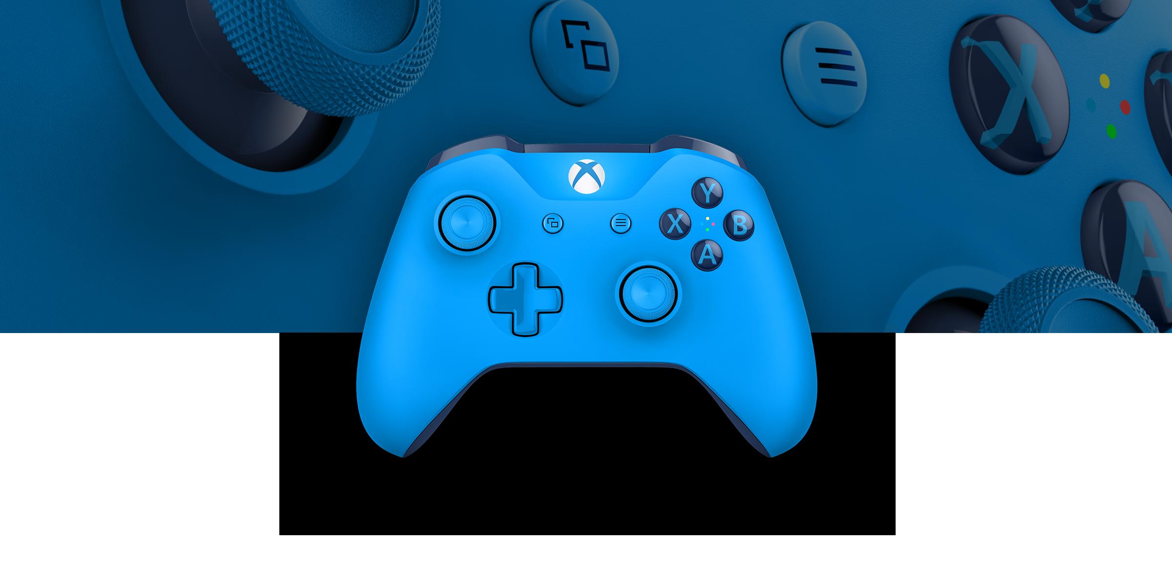 Xbox Blue Wireless Controller
