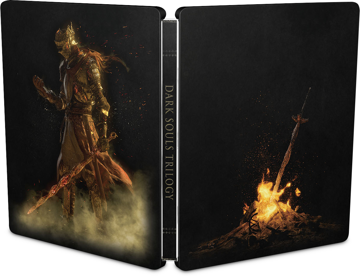 Case of Dark Souls Trilogy for Xbox One