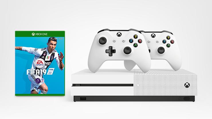 XboxOne+FIFA19
