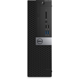 Front view of the Dell OptiPlex 5050