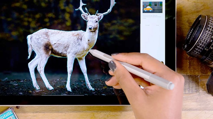 A Smart Digital Pen for Drawing & Writing - Windows Ink