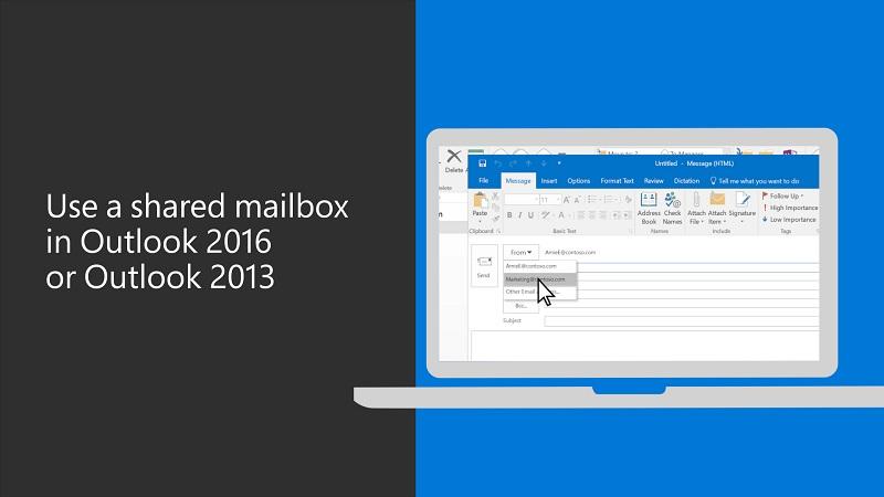 Outlook Calendario Condiviso.Aprire E Usare Cassette Postali Condivise In Outlook