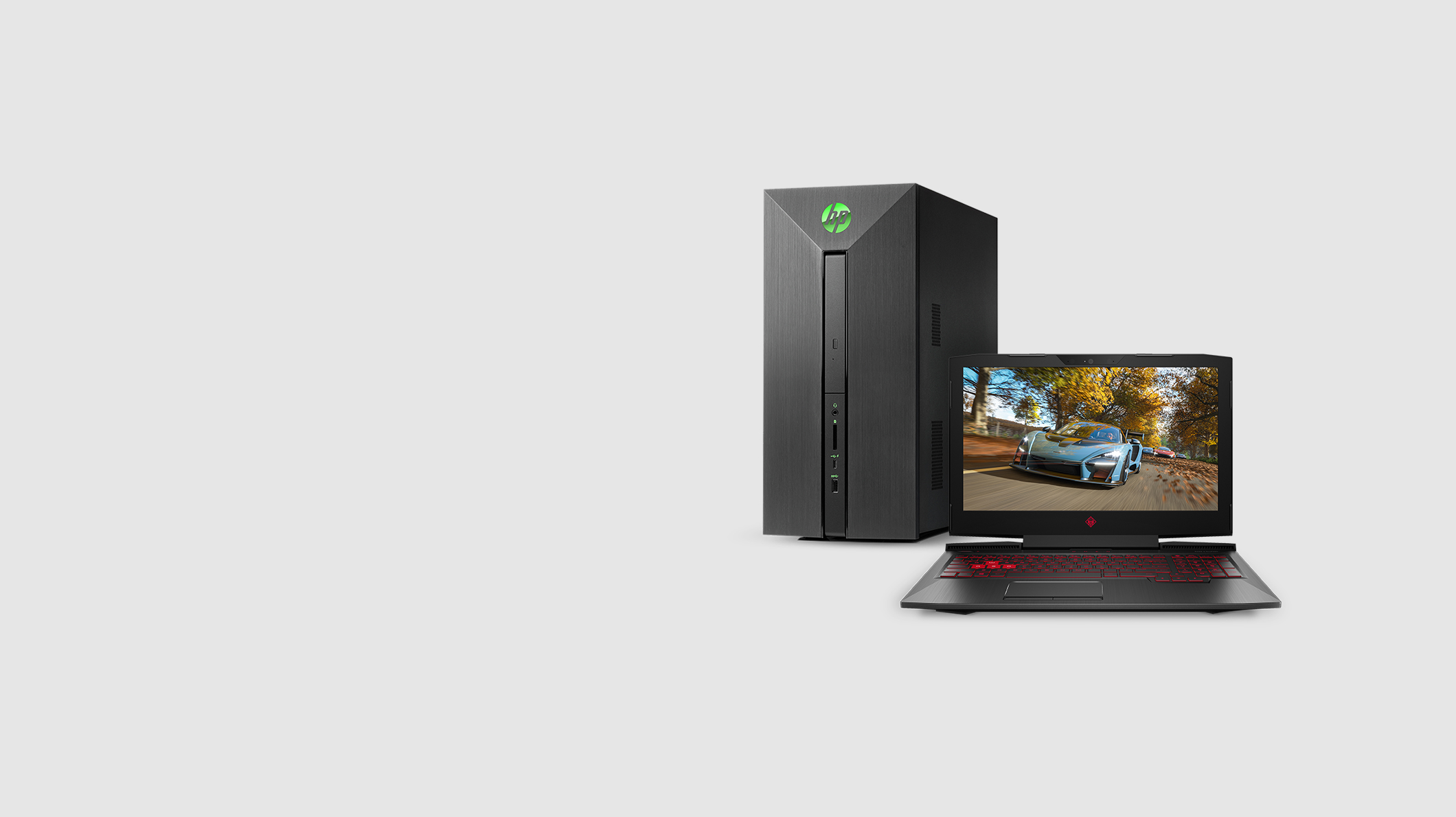 HP gaming devices