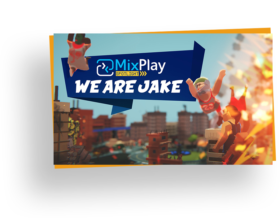 Gameplay image from We Are Jake