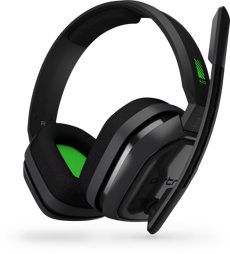 Astro A10 Headset for Xbox One & Xbox Series XS (Grey/Green)
