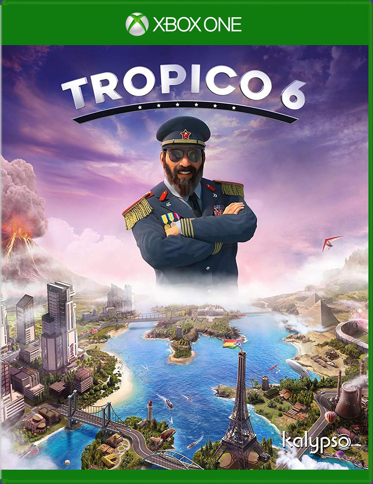 Kalypso Tropico 6 for Xbox One