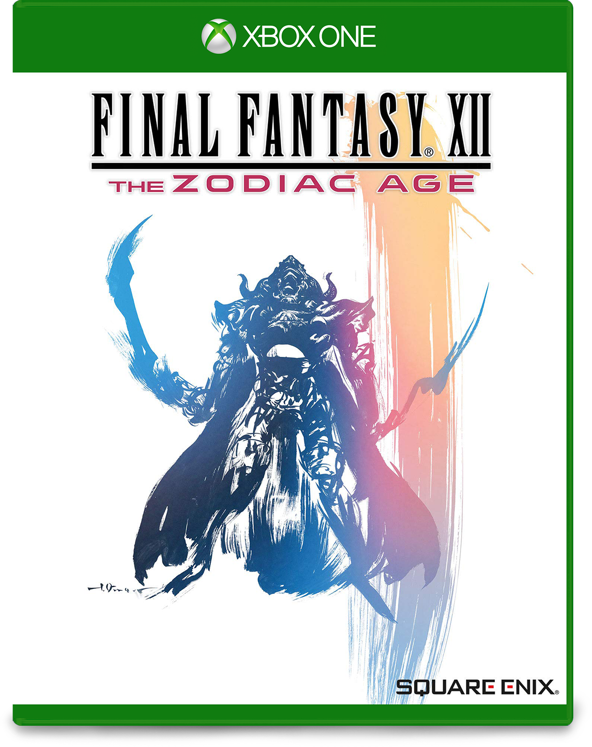 Cover of Final Fantasy XII The Zodiac Age