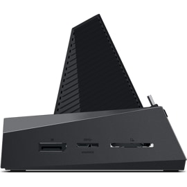 Front view of the Asus ROG Mobile Desktop Dock