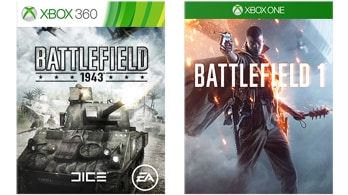 Xbox One S Battlefield™ V Bundle (1TB) – Xbox One