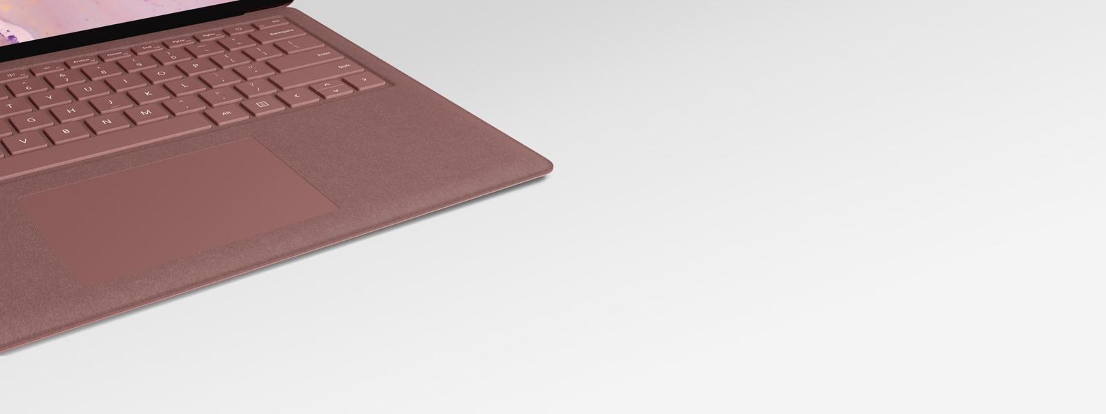 Surface Laptop 2 键盘和触控板