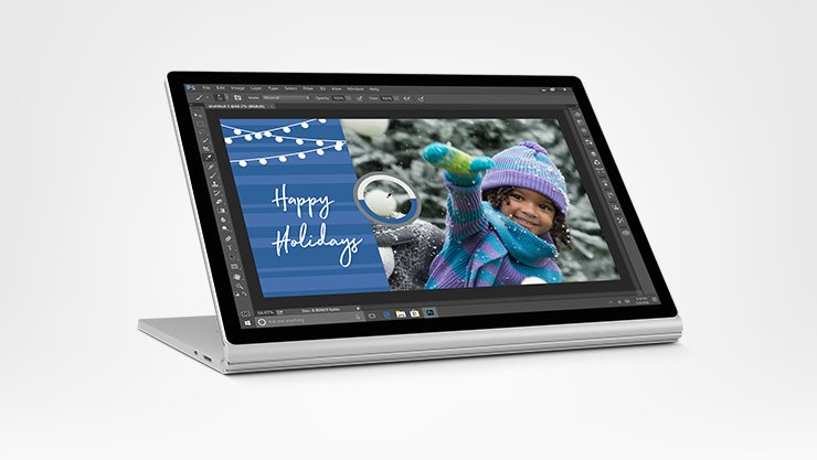 Dispositivo Surface Book 2