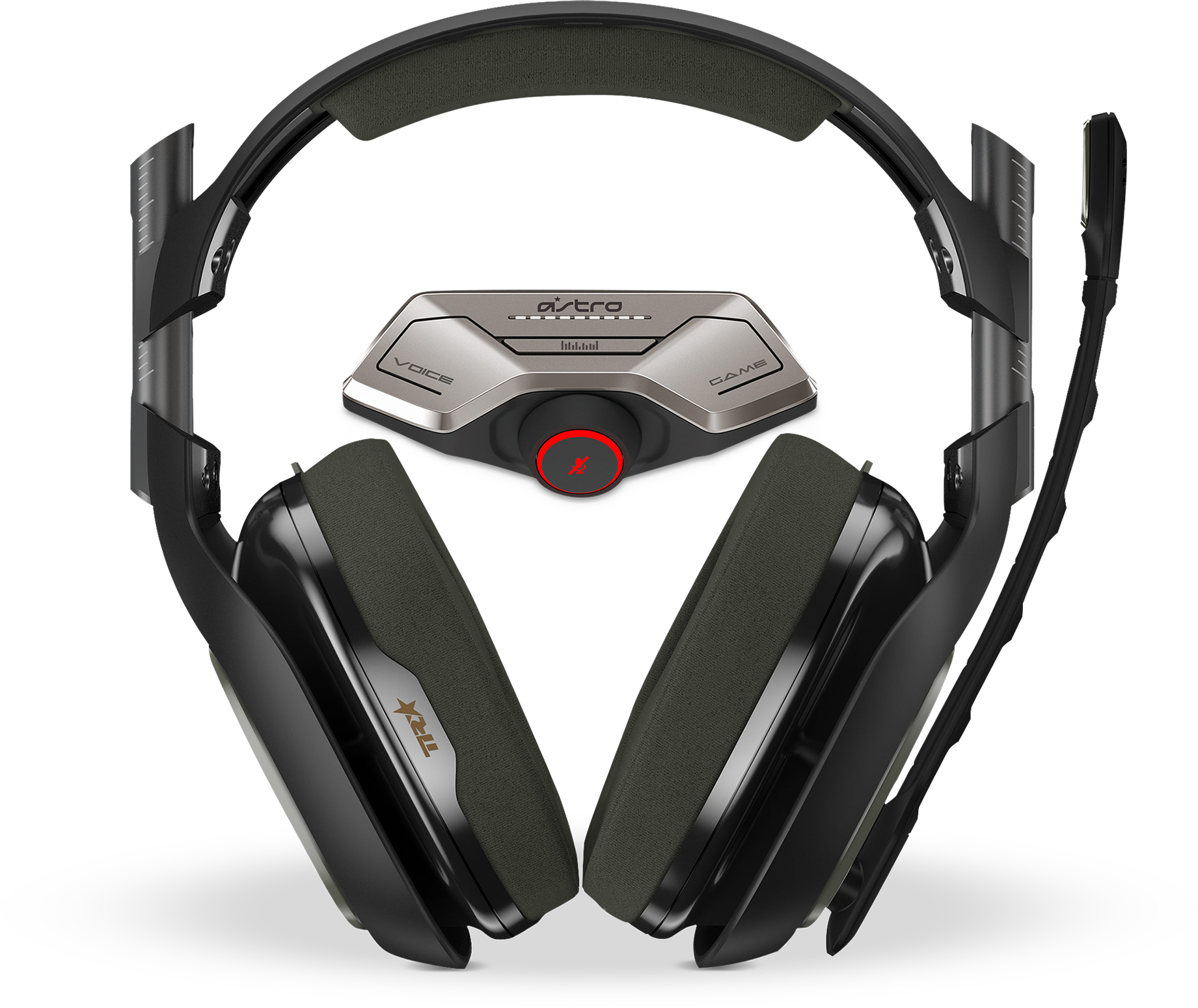 Logitech A40TR Headset + MixAmp M80 for Xbox One