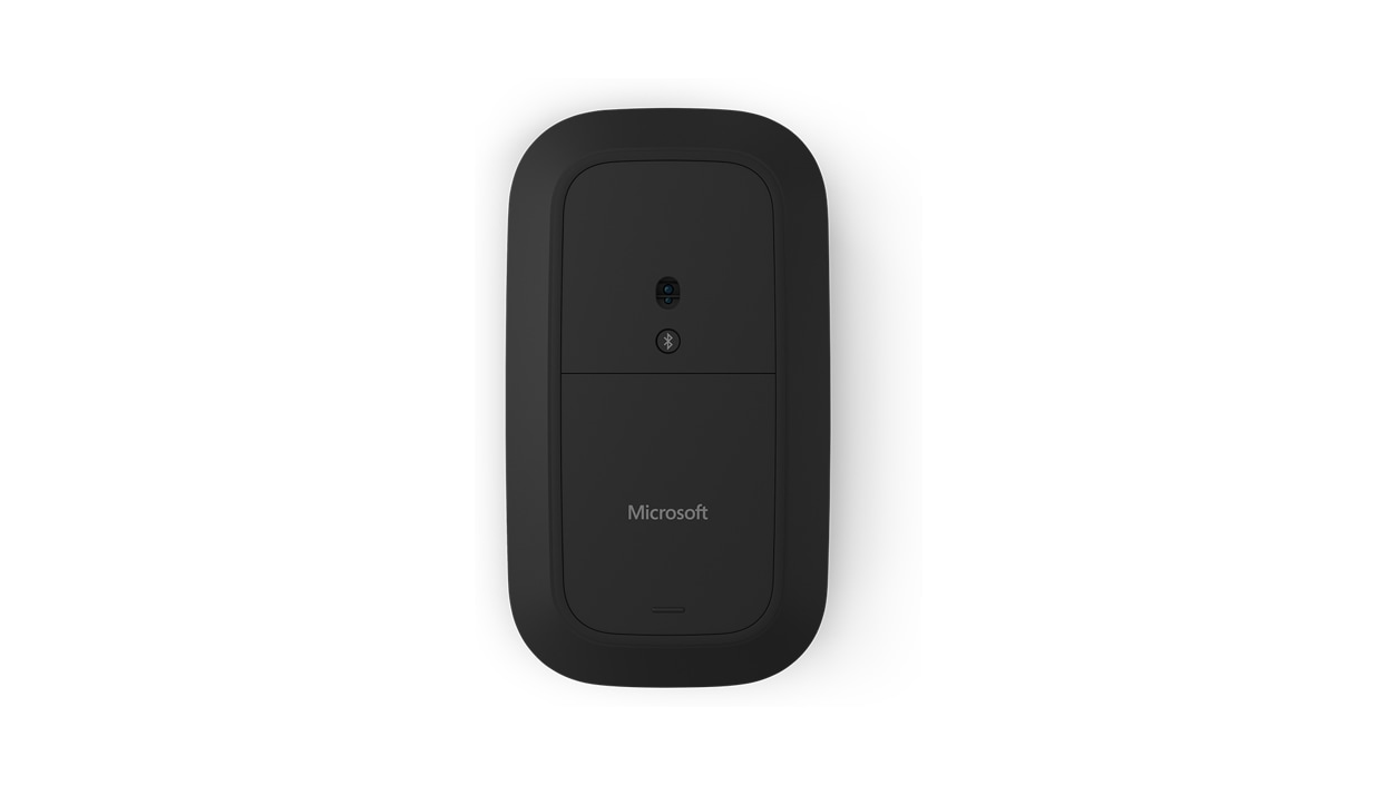 Bottom view of the Surface Mobile Mouse