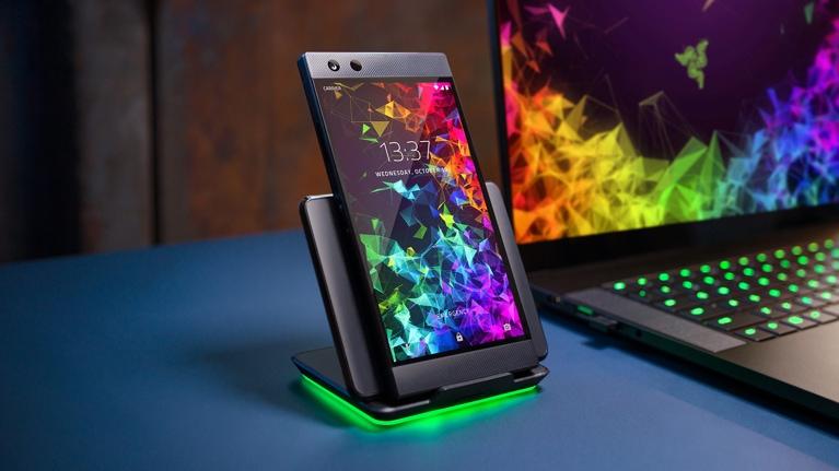 Buy Razer Wireless Charger for Razer Phone 2 - Microsoft Store