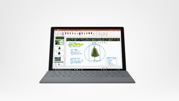 Bon plan Cyber Monday : -350 € sur Surface Pro Intel Core i5 / 8Go RAM / 128Go