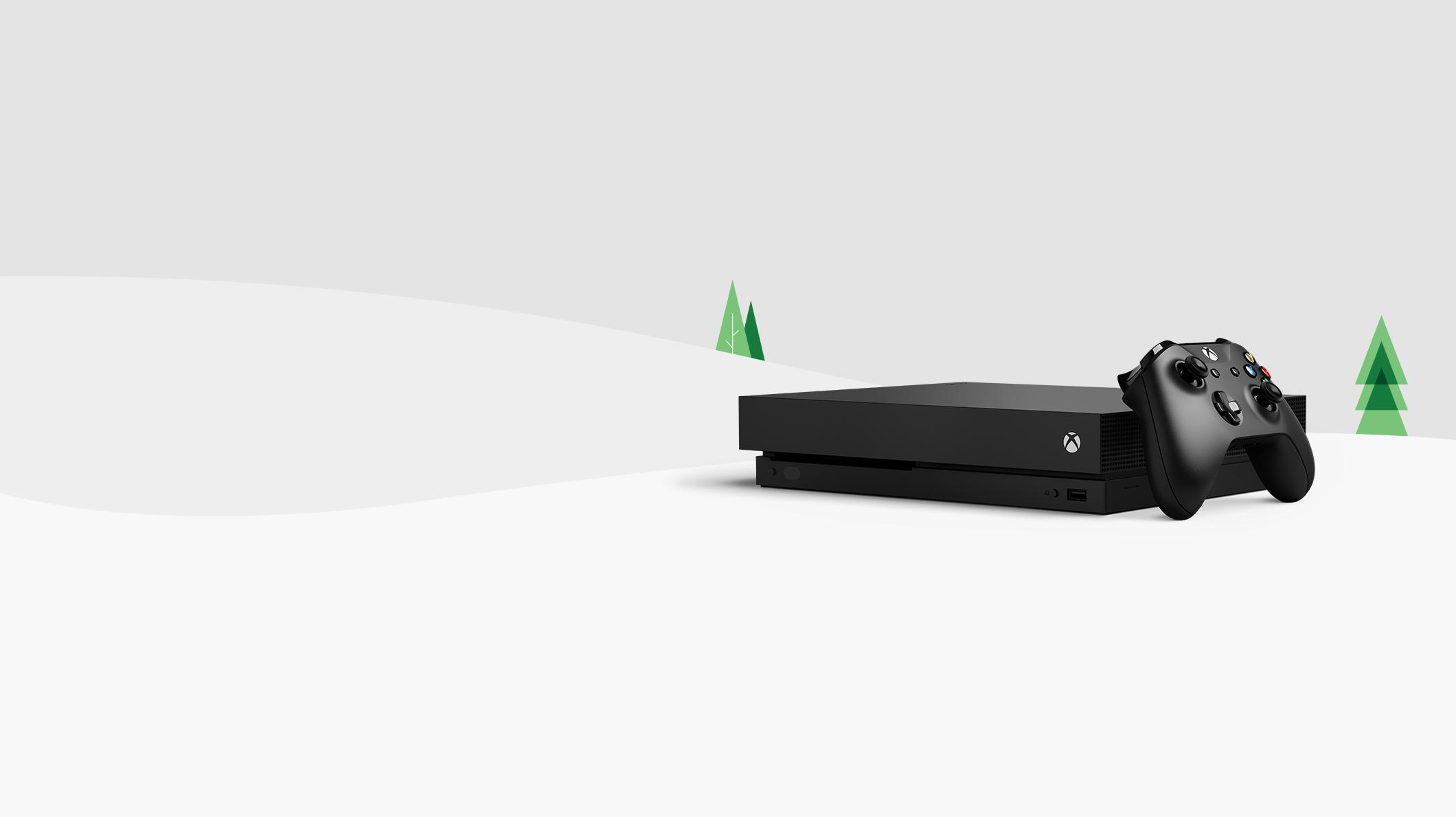 Xbox OneX a ovladač