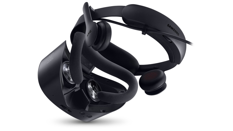 Buy Samsung HMD Odyssey+ - Microsoft Store en-CA