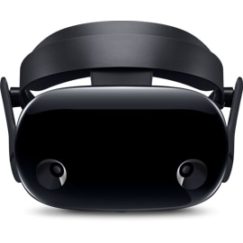 Front view of the VR Samsung HMD Odyssey headset