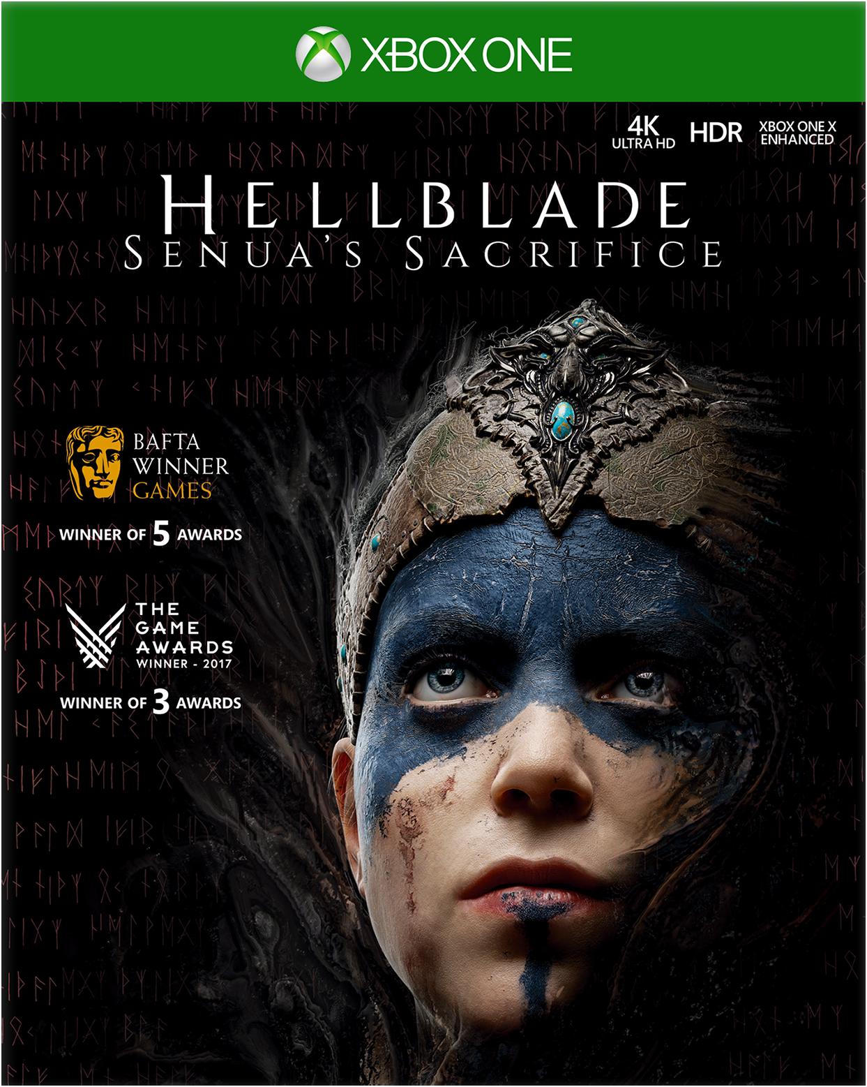 Hellblade: Senua's Sacrifice voor Xbox One