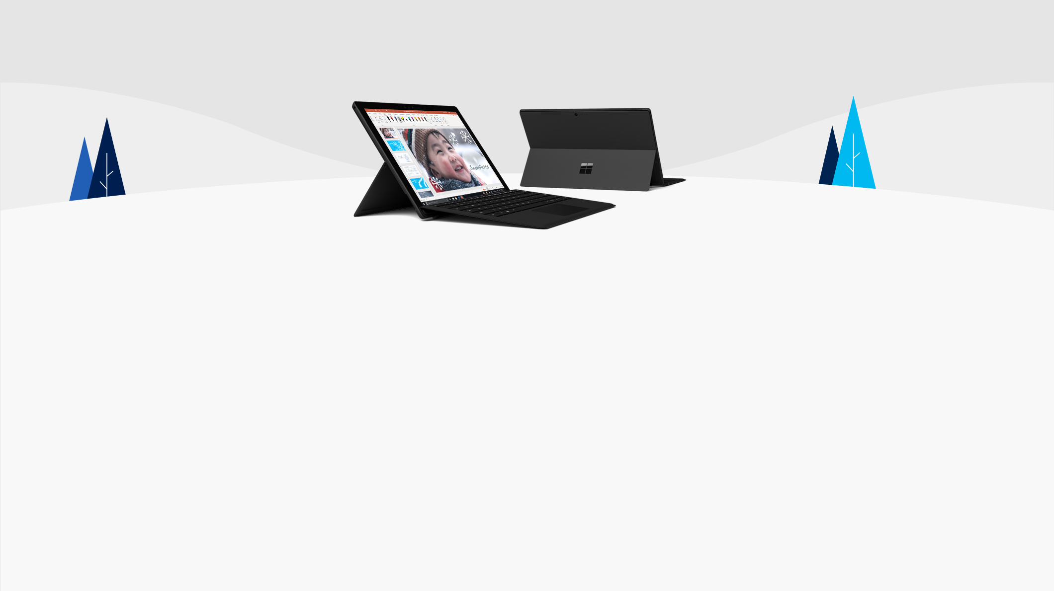 Surface Pro 6 mit Type Cover
