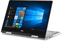 Dell Inspiron 14 5000 (2-in-1) Touch Laptop i7482-5168SLV-PUS