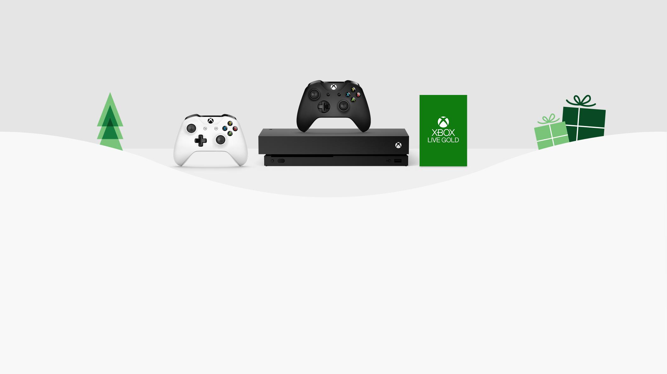 Xbox konsoli ja ohjain