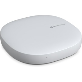 Front right view of the Samsung Smartthings Hub