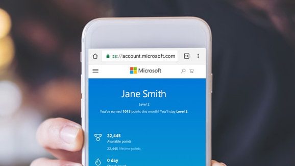 Microsoft Rewards - Earn rewards on mobile