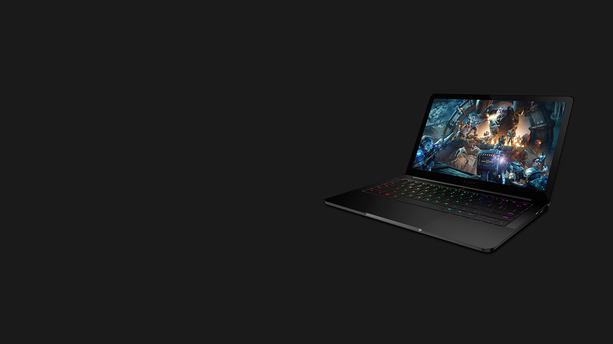 Razer laptop, gaming
