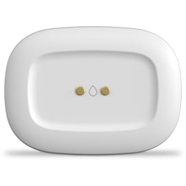 Front view of the Samsung Smartthings Water Leak Sensor