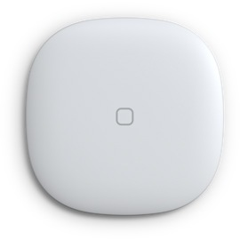 Front view of the Samsung Smartthings button
