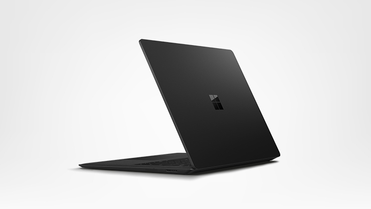 A Surface Laptop 2