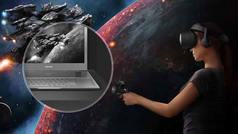 Buy Samsung HMD Odyssey+ - Microsoft Store