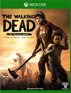 Walking Dead: The Final Season for Xbox One