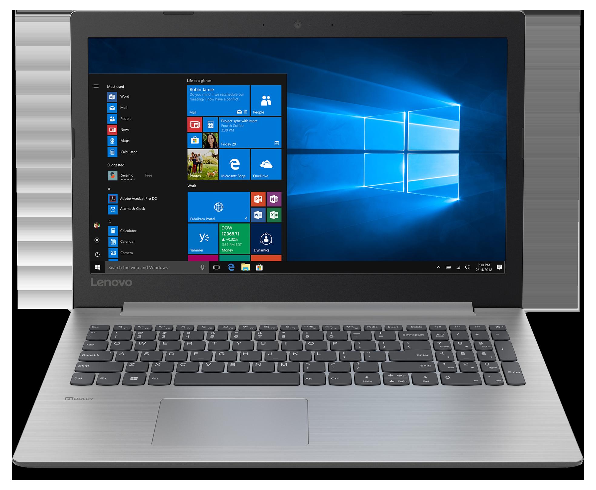 Lenovo IdeaPad 330 Touch 81DJ0008US Laptop