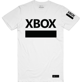 Xbox Destination Tee white