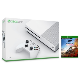 Xbox One S 1TB Console – Forza Horizon 4 Bundle