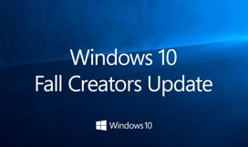 The new features of Windows 10 Fall Creators Update
