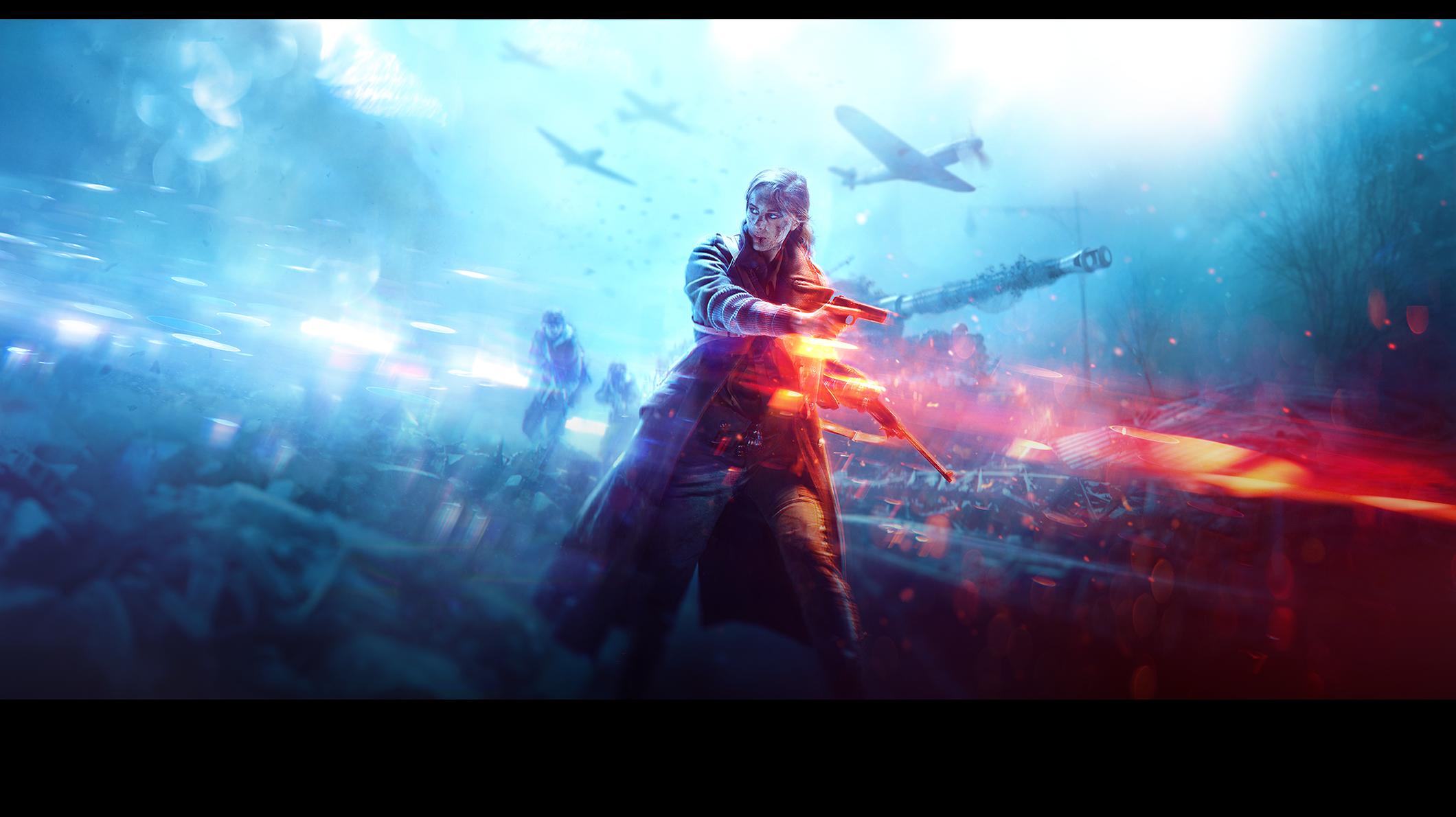 Battlefield V keyart