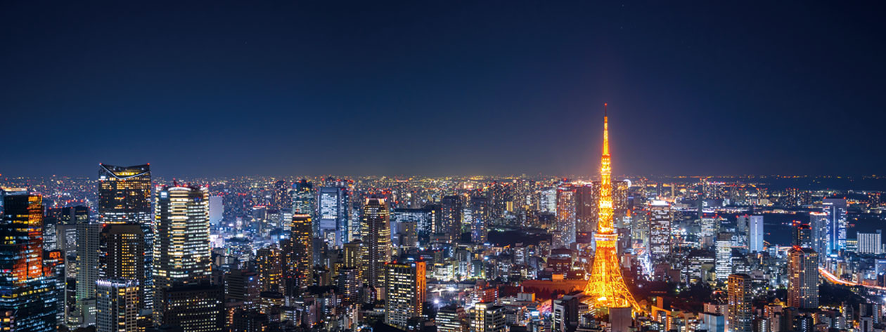 イメージ:東京の夜景