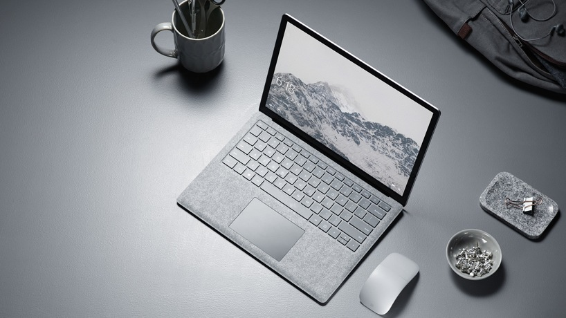 Business secured laptop
