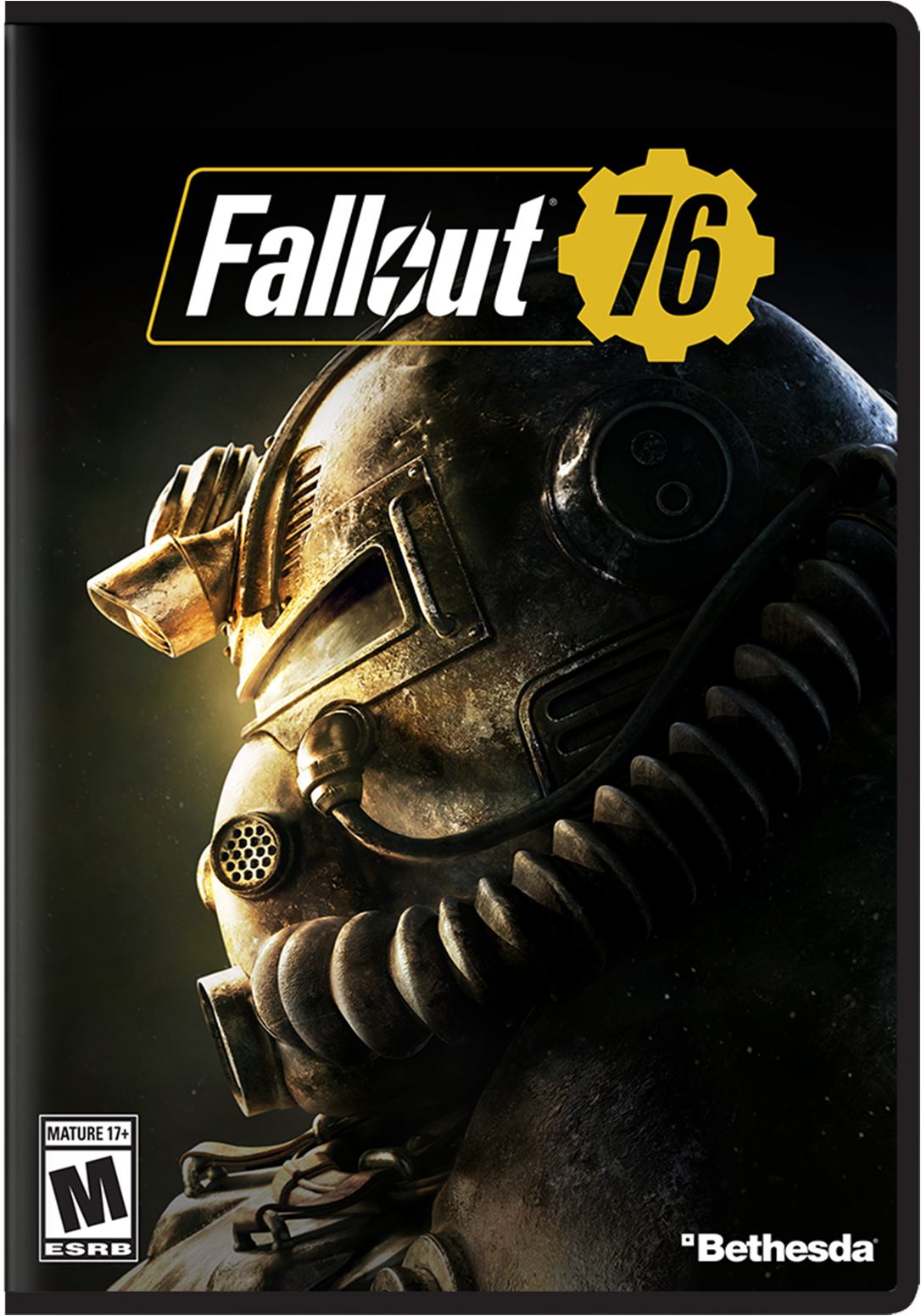 Fallout 76 game for PC.