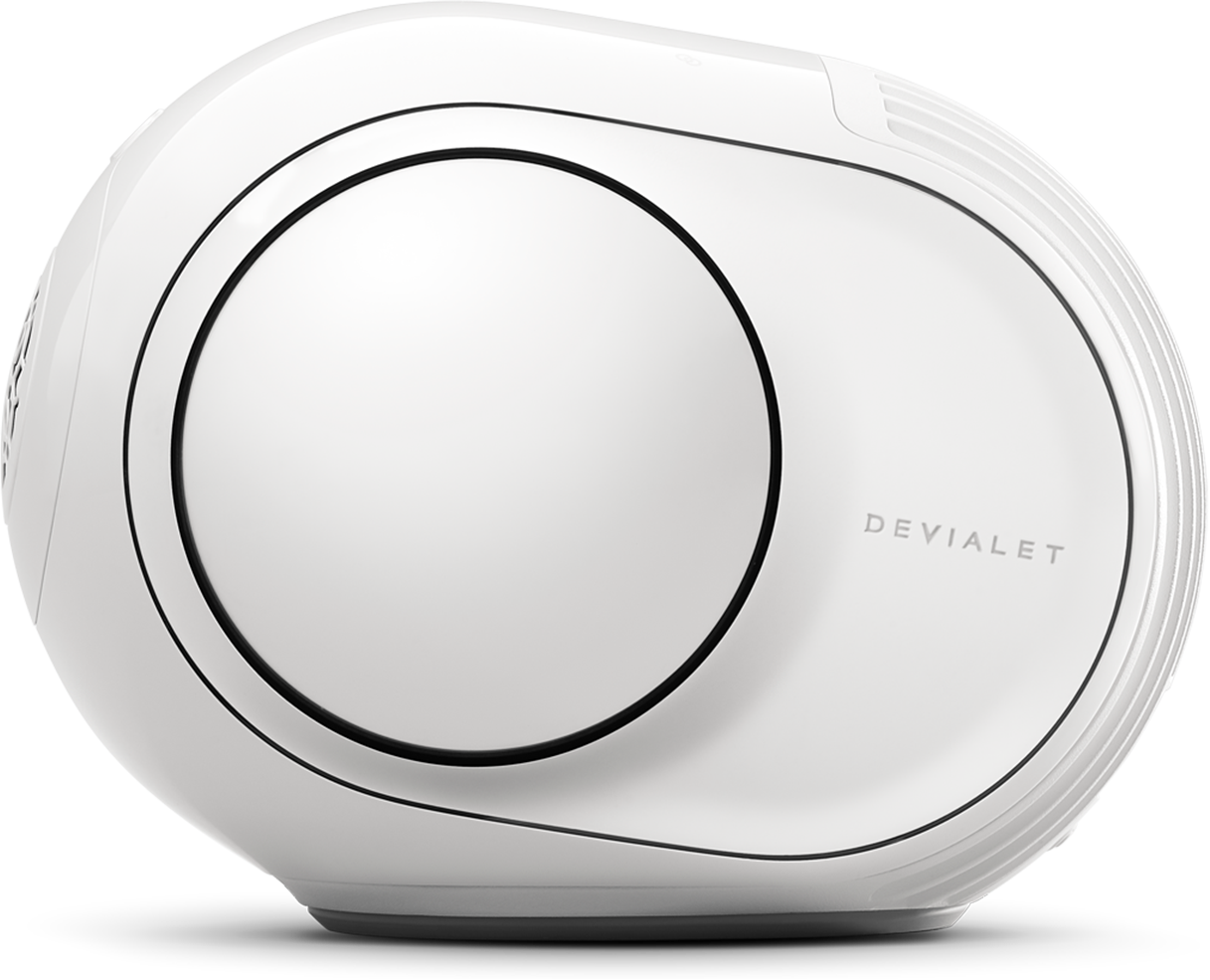 Front view of the Devialet Phantom Reactor