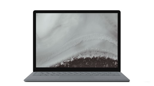 Device Render of Surface Laptop 2