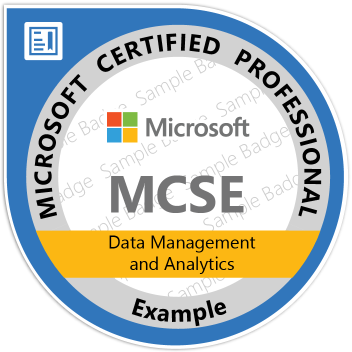 Show Your Data Analytics Training: Big Data Certification
