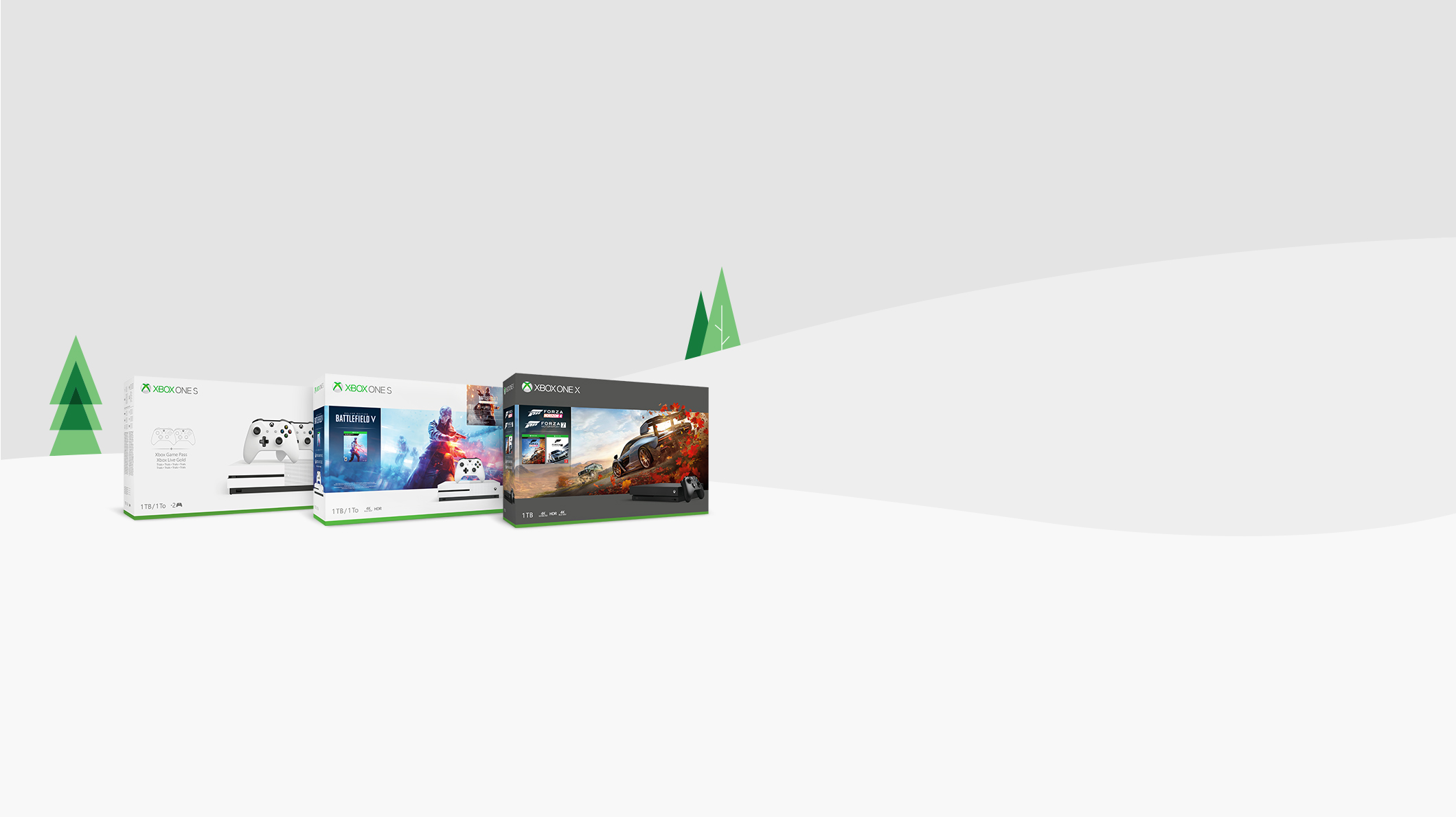 konzoli Xbox One