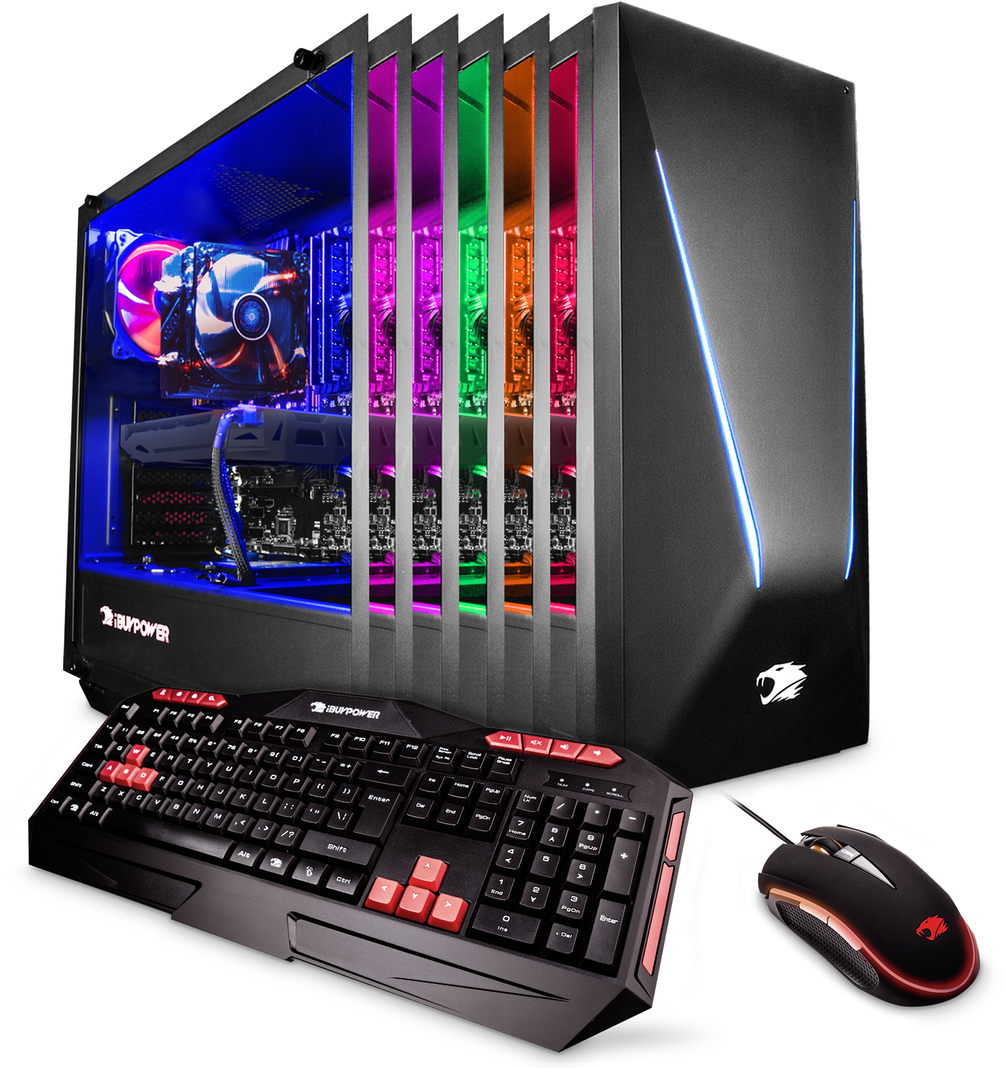 Microsoft - iBUYPOWER Trace 049i Gaming Desktop